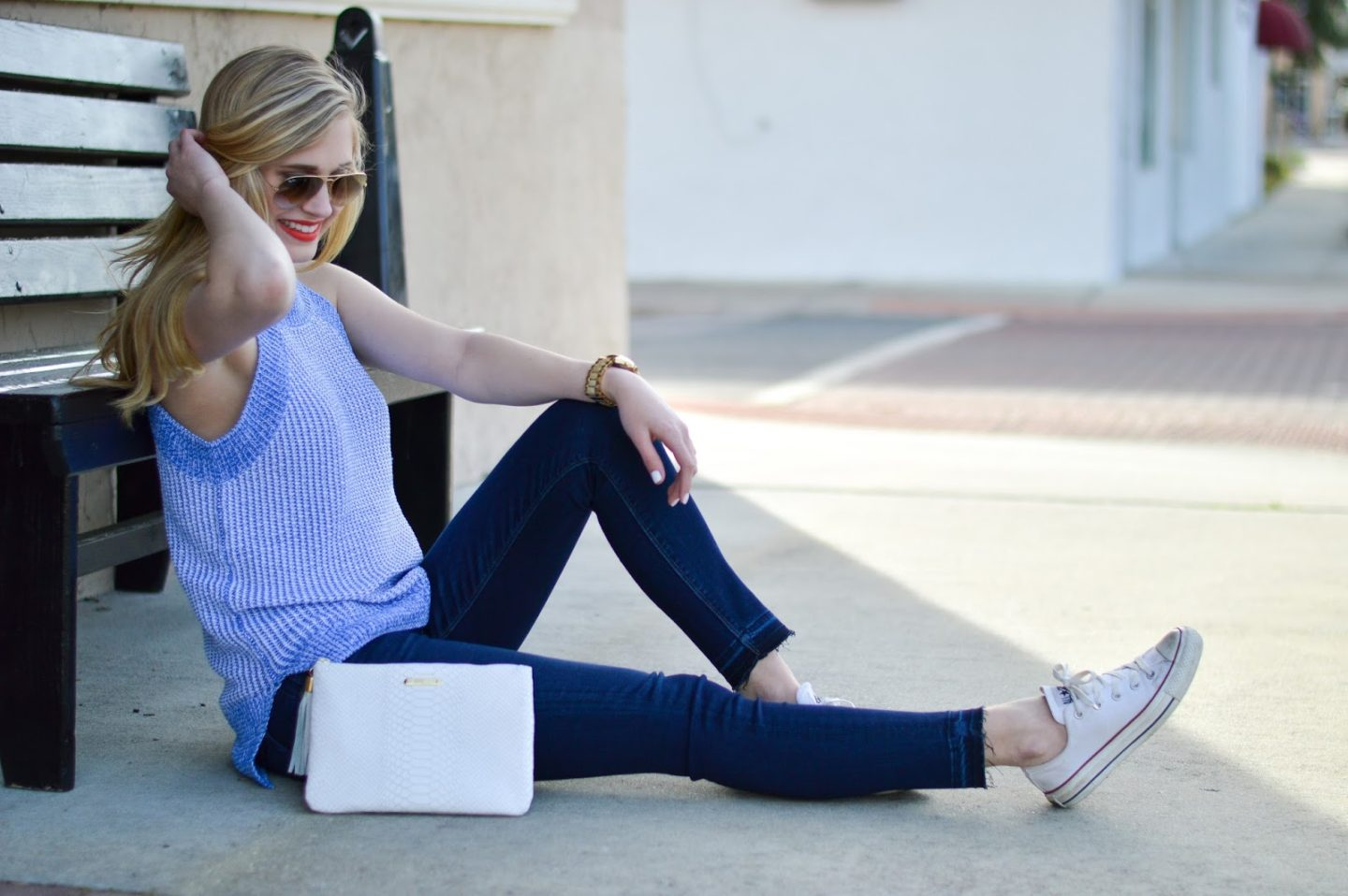 Spring transition tops and how to style them