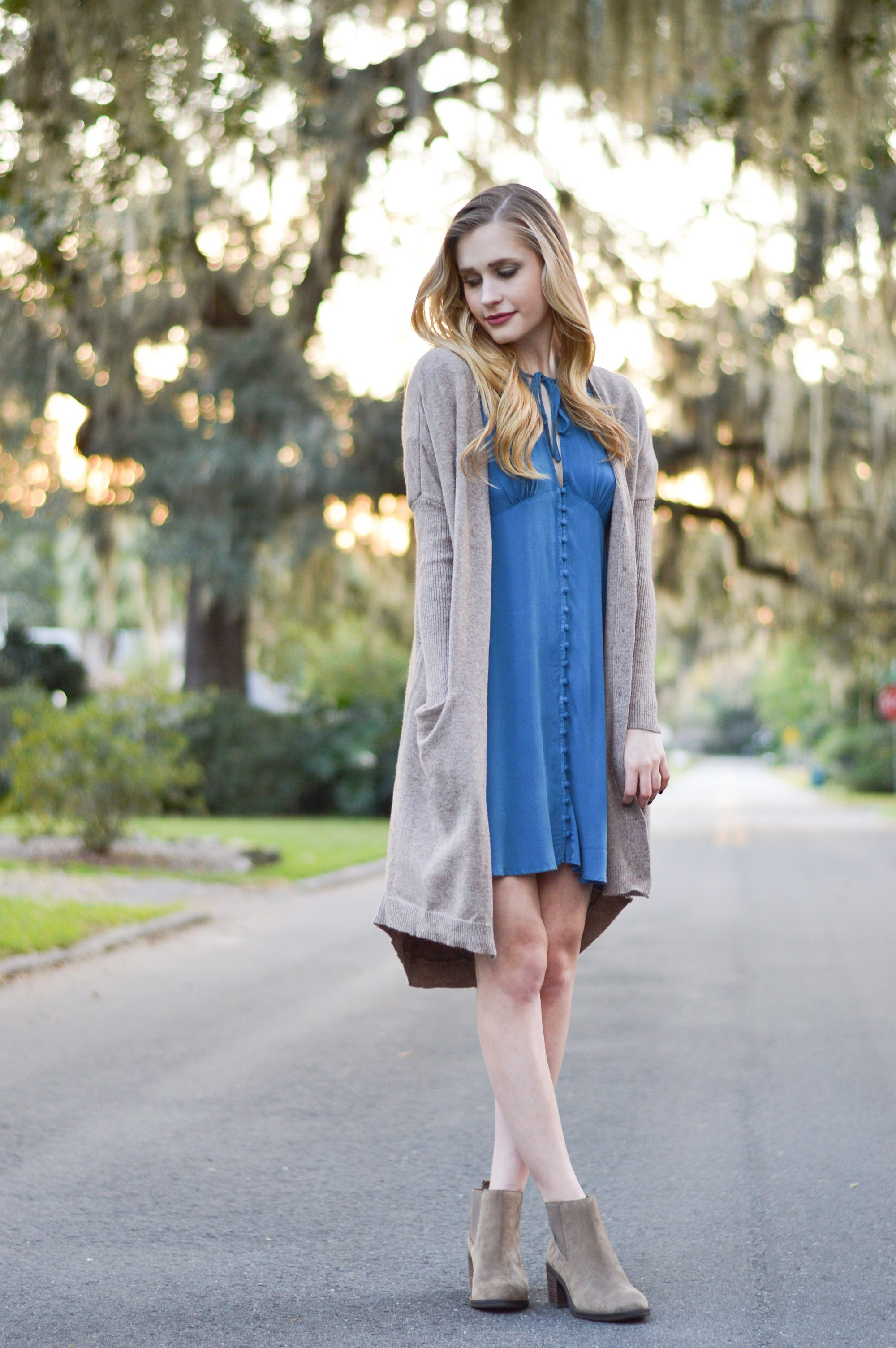 styelled-blog-sweater-weather-fall-70s-style-fashion-blogger-ootd-booties-dress-october-15