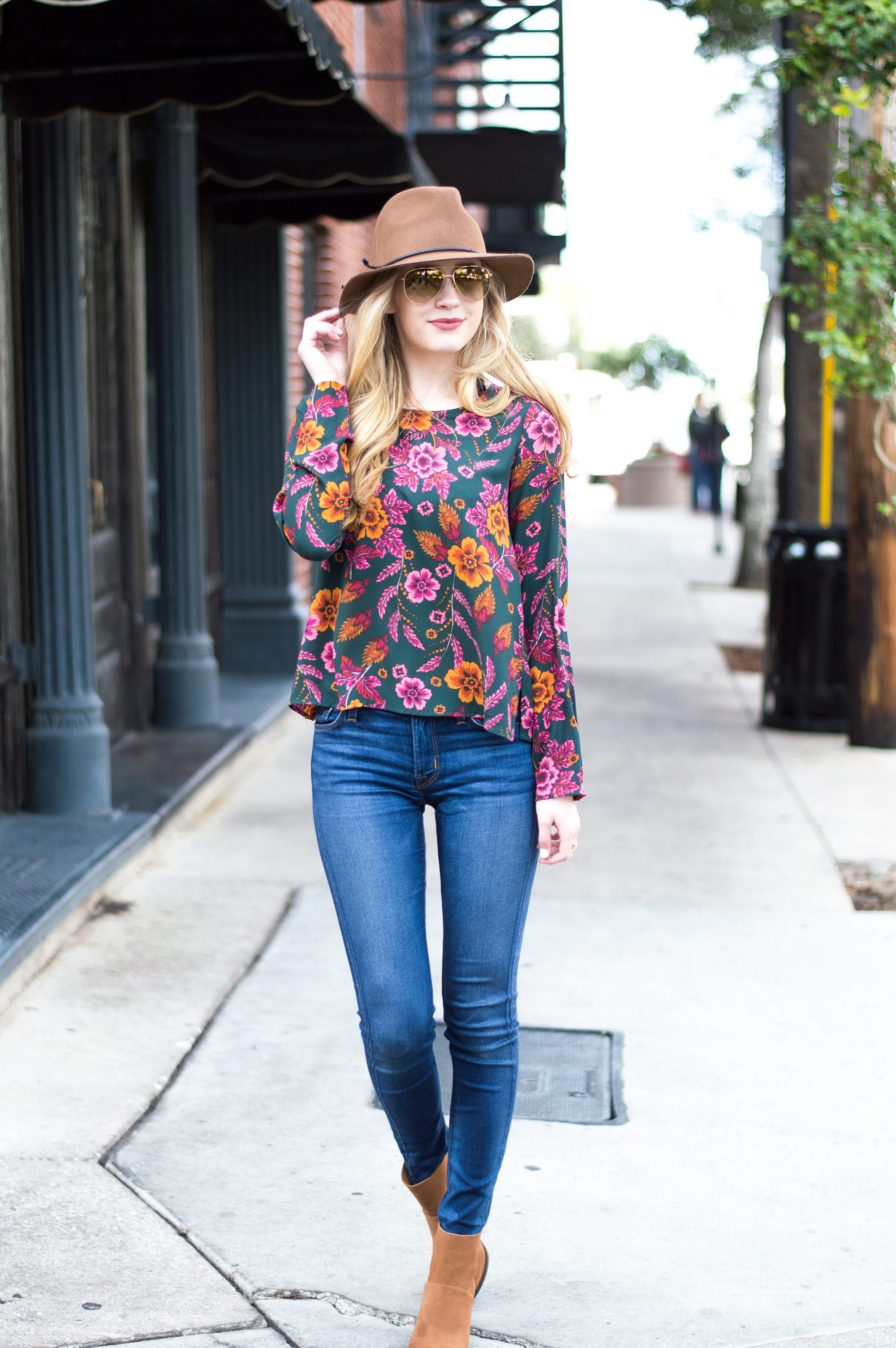 styelled-blog-fashion-lifestyle-brick-city-closet-hudson-jeans-denim-fblogger-style-blogger-ootd-outfit-burberry-central-florida-hats-fedora-floral-fall-03