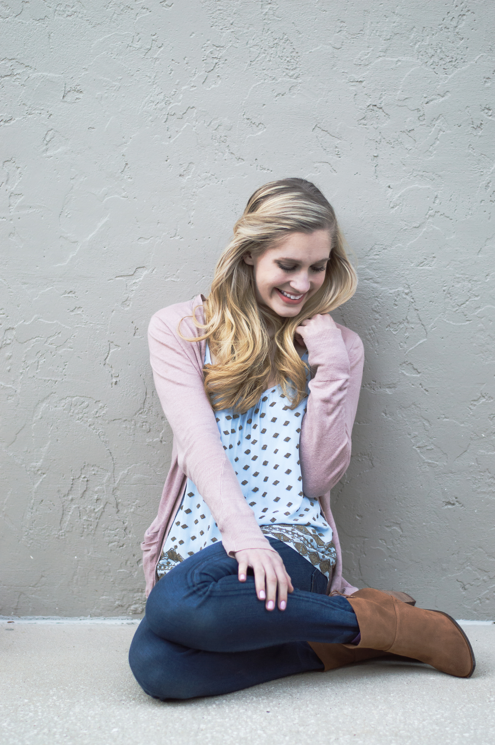 a993467323 Spring is Coming Early in this Pastel Blue Tank - Styelled