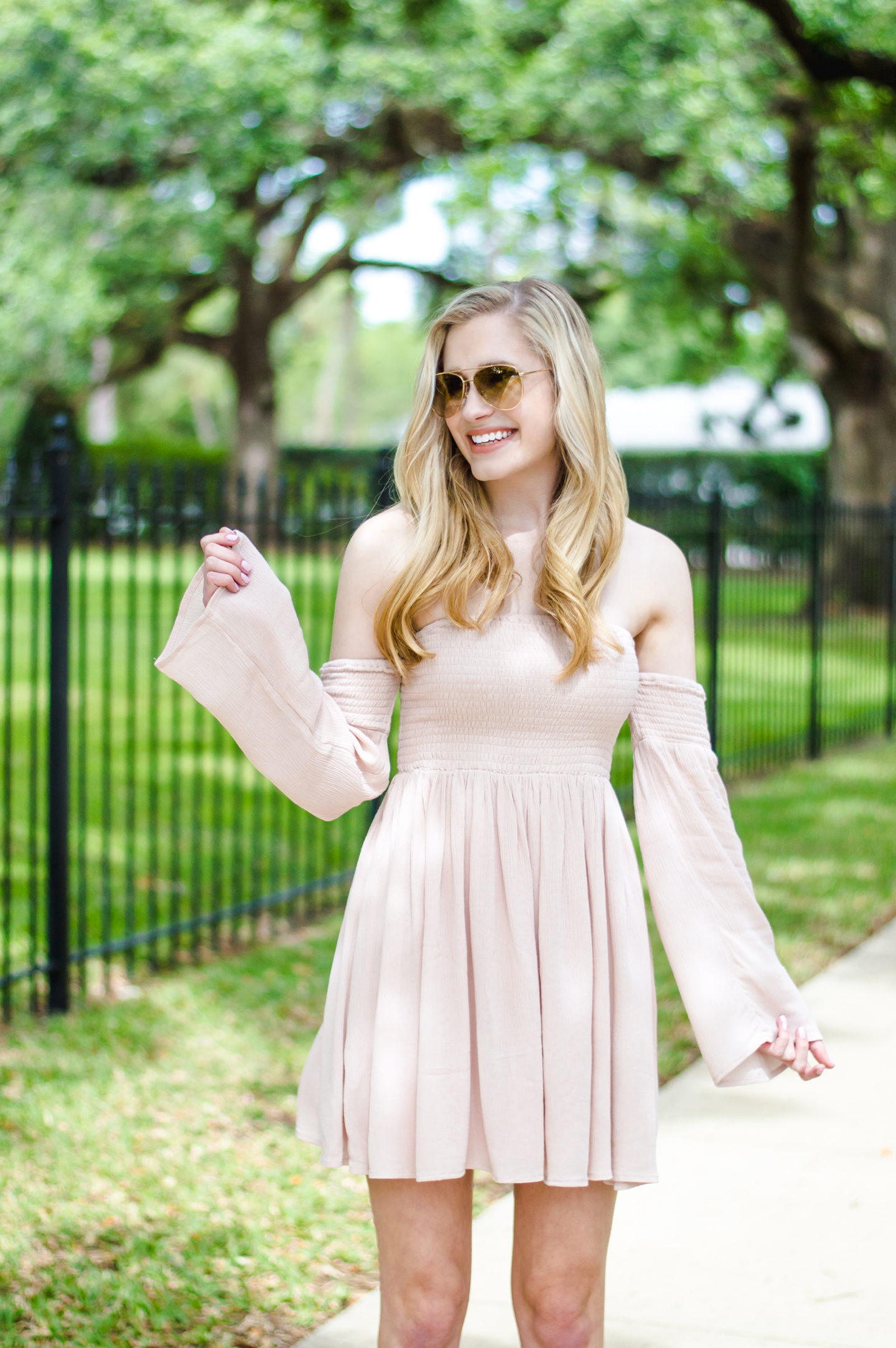 Finding the Perfect Sundress for Spring with Tobi