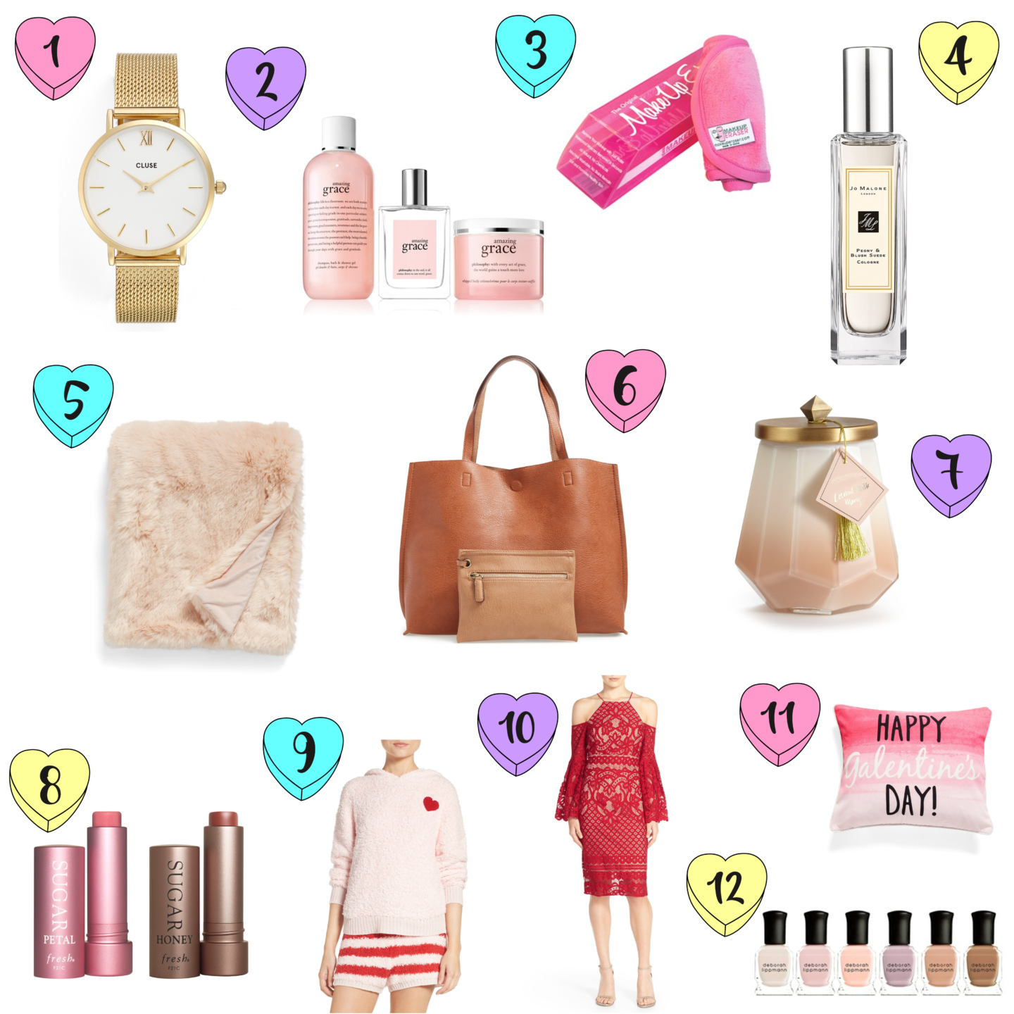 Valentine's Day: Gift Guide for Her
